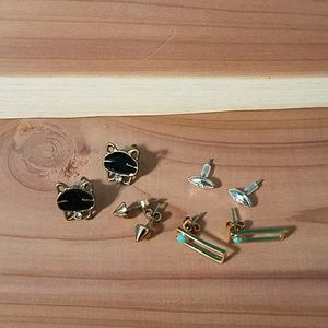 Variety earring set from Lucky Brand
